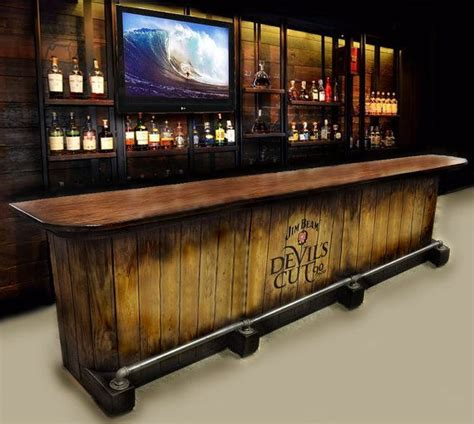 Handmade Bar - 25 best ideas about home bars on bars for