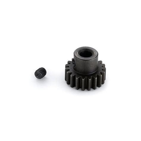 Hobbywing Pinion Gear 17t hobbywing 19t 5mm 32p steel pinion gear 86040010