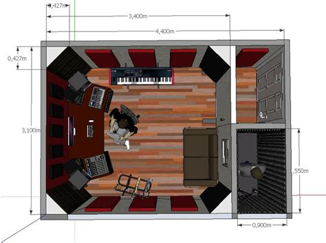 best 25 recording studio design ideas on