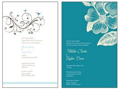 invitation design print yourself how to design wedding invitations a discount