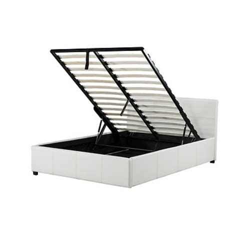Hydraulic Lift Storage Bed by Storage Hydraulic Lift Leather Bed