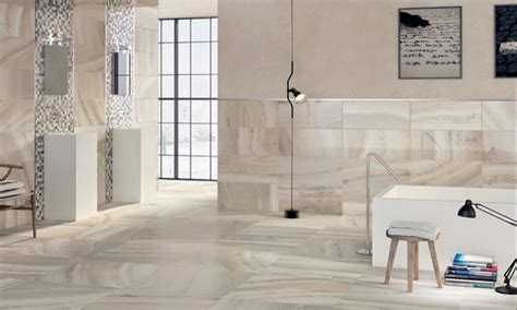 White Ceramic Bathroom Tile by Furnishing A Small House White Marble Bathroom Floor