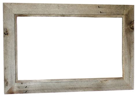 Western rustic mirror reclaimed barn wood 202 frame rustic wall mirrors by