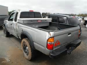 2003 Toyota Tacoma Parts Used 2003 Toyota Tacoma Rear Decklid Tailgate Decklid