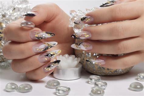 imagenes uñas decoradas 2011 fotos de u 241 as de acr 237 lico decoradas vix