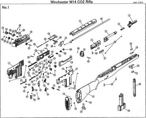 bb gun parts diagram bb gun model 25 parts diagram wiring diagram