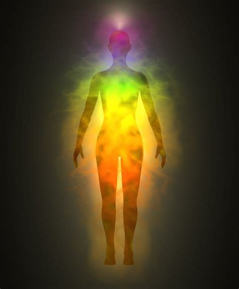 aura scan  person distance scanning reiki