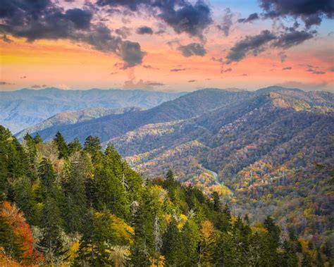 top  scenic drives   smoky mountains