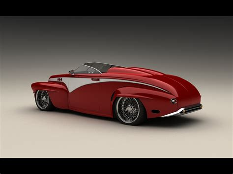 volvo roadster 1956 volvo custom vizualtech retro lowrider lowriders