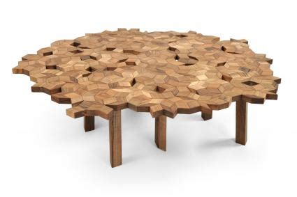 Handcrafted Tables - finding sustainable living room furniture