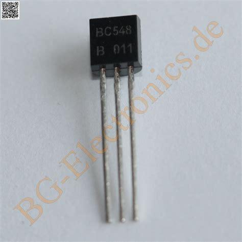 transistor npn bc548b bc548b transistor 28 images 500pcs bc548 bc548b to 92 transistor pnp 30v 100ma to 92