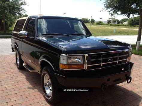 ford bronco 1995 1995 ford bronco door