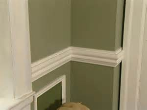 chair rail molding how to install a chair rail how tos diy