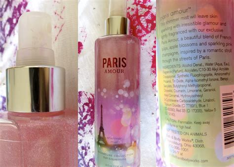 Bath And Works Shimmer Mist Magic In The Air bath and works amour shimmer mist signature