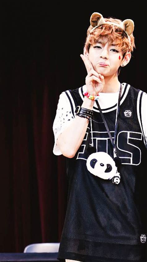 bts phone wallpaper v bangtan boys v cute wallpers requested by anon kpop