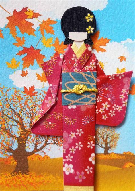Diy Miniatur Papercraft Serangga Kumbang Jepang 516 best japanese origami paper dolls images on japanese origami japanese paper and