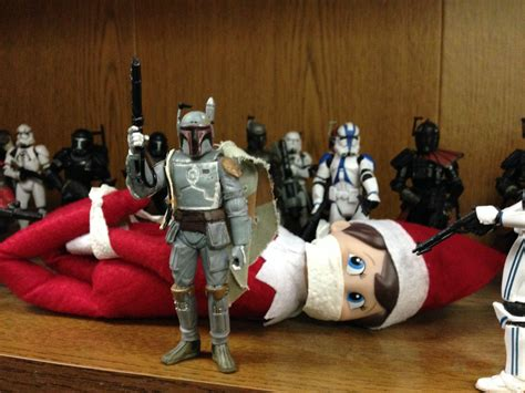 elf on the shelf star wars printable it s beginning to look a lot like star wars sideshow