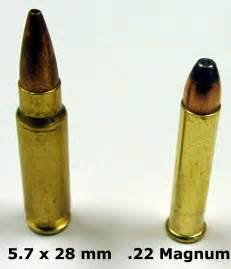 X28mm ballistics is the fn herstal five seven 5 7x28mm pistol