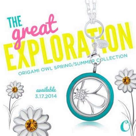 Origami Owl 2014 - come see the origami owl summer collection 2014 at