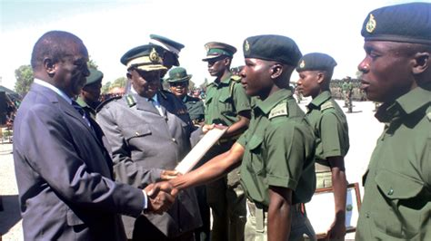 Zimbabwe Prisons And Correctional Services Archives