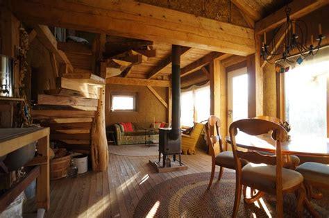 timber frame interior photos