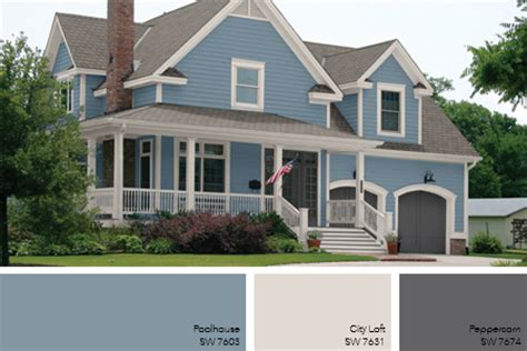 blue exterior paint color schemes exterior paint color ideas 8 exterior paint trends