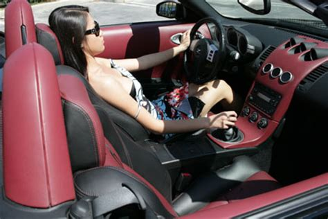 350z Custom Interior by Fs For The Norcal Area Magazine Featured Custom 2005