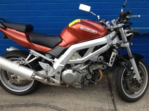 Suzuki Sv1000s Parts Suzuki Sv1000 2003 Metropolitan Motorcycle Spares