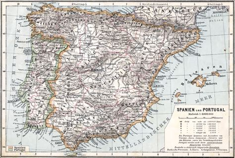 imagenes historicas maps mapa hist 243 rico de espa 241 a tama 241 o completo