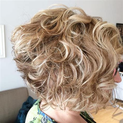 stacked permed hairstyle 50 modern perm styles spiral curly wave even straight