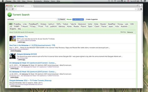 Finder Torrent Torrent Search Chrome Web Store