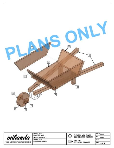 Wheelbarrow Planter Plans by Woodworking Plans Wooden Wheelbarrow Planter Plans Pdf Plans