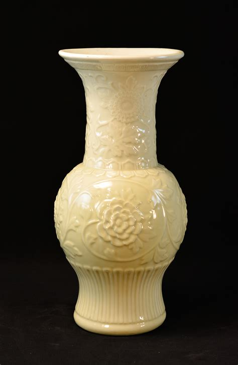 Celadon Vase by Stallion Hill Gallery Celadon Porcelain Vase