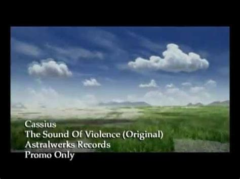 cassius house music cassius the sound of violence original classic house music official video youtube