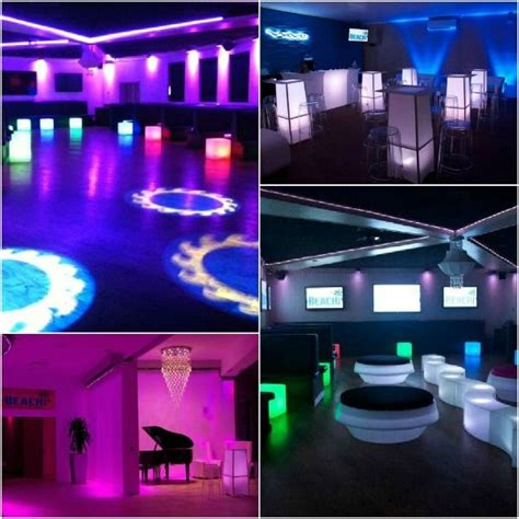 party themes club 100s of led lighting options at sands atlantic beach ny