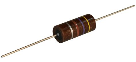 100k cc 2w 2w series carbon composition resistors passive components electronic
