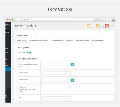 printable form creator software form maker by wd user friendly drag drop form builder