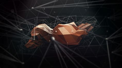 wallpaper abstract polygon hd polygon art abstract phone wallpaper download free