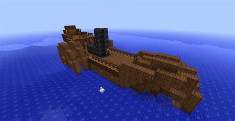 steam boat minecraft project - Steam Boat Project