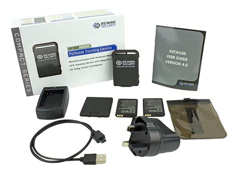 review of rewire gps car tracker personal tracking