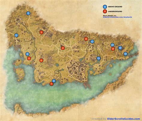 stormhaven treasure map grahtwood treasure map locations elder scrolls