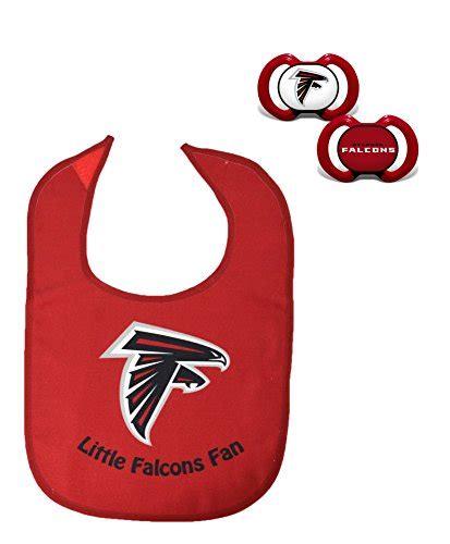 nfl newborn fan club falcons pacifiers atlanta falcons pacifier falcons