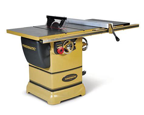 powermatic table saw pm1000 powermatic pm1000 tablesaw finewoodworking