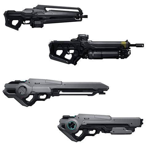 design gun game halo 4 art pictures gun concepts video games