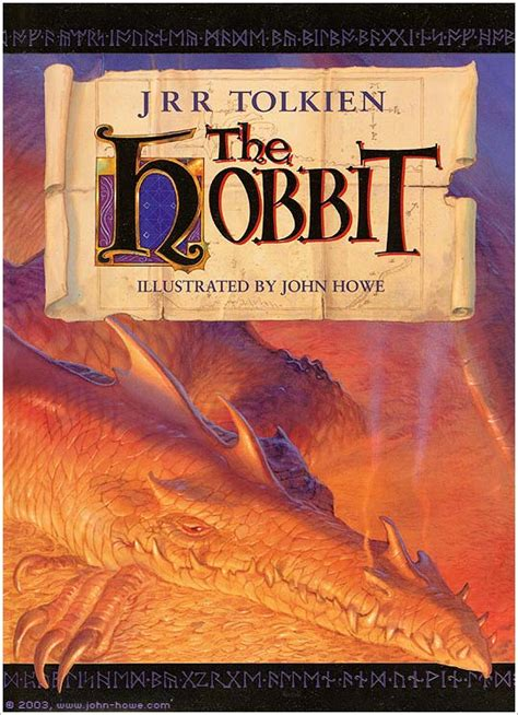 the hobbit picture book howe illustrator portfolio home books with