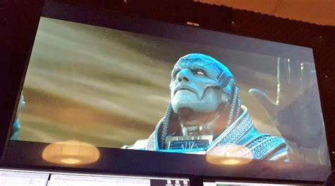 oscar film leaks de nouvelles images de tournage pour x men apocalypse