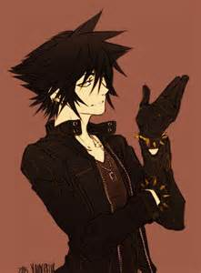 vanitas kingdom hearts fanarts