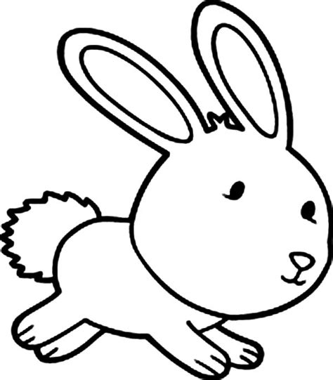 cartoon bunny coloring pages cartoon rabbit pages coloring pages
