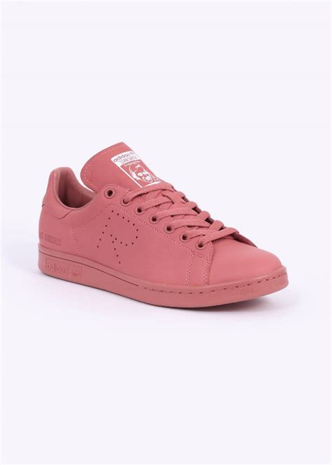 adidas originals x raf simons stan smith ash pink