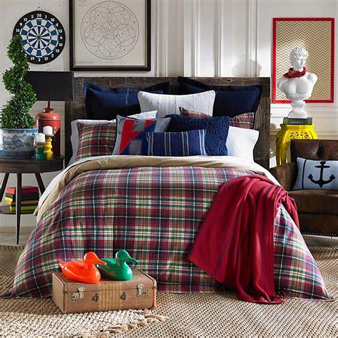 Hilfiger Plaid Comforter by Hilfiger Middlebury Plaid Comforter 3pc